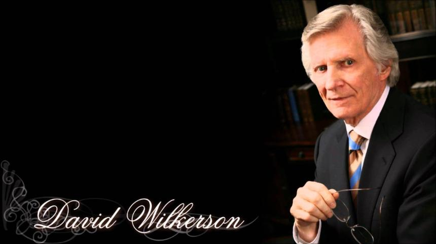 David Wilkerson about the faith movement.