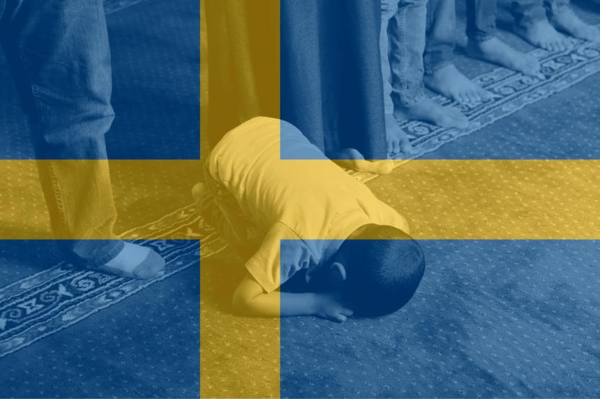 Islam wants to take over in Sweden
