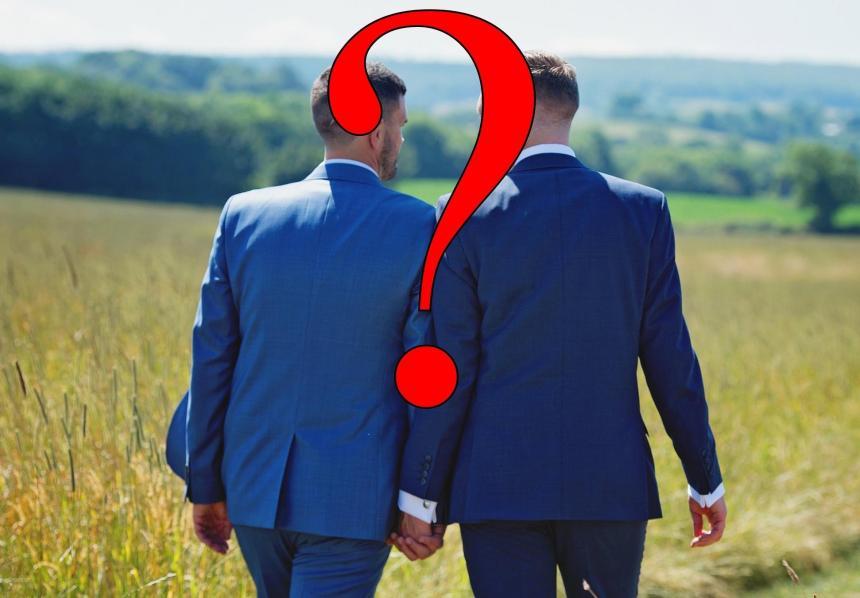 Den homosexuella frågan har ett svar
