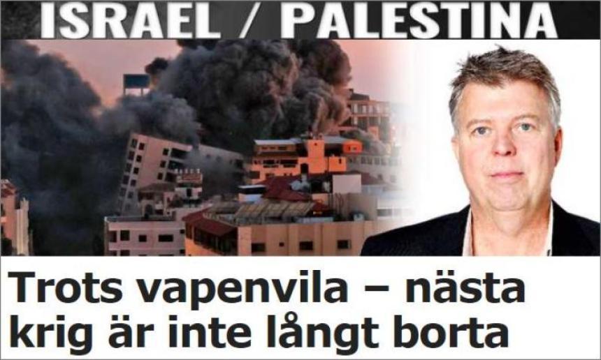 Varför krigas det i Israel?