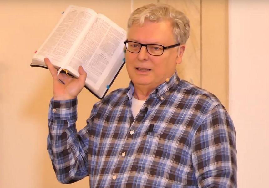 Blanda inte Kristi evangelium med främmande andlighet